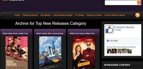 free movie and tv websites
